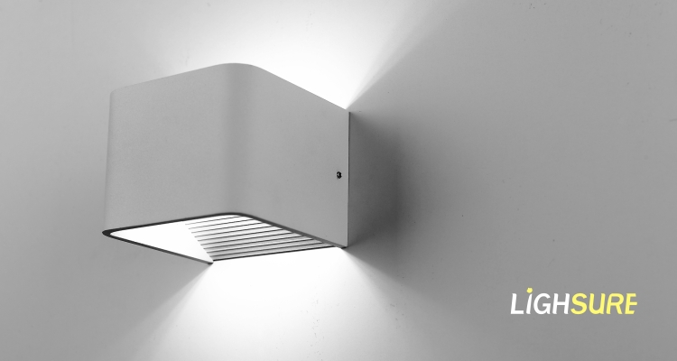 6w indoor led wall light up and down hotel use buy high power 6w detail knightor a1 mozeypictures Image collections