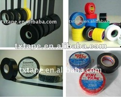 HOT SELL 0.18mm PVC Electrical Insulation Tape 19mm*20m