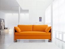 2014 laranja 2 sofa mobiliário S516#