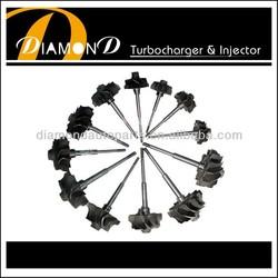 GT2256MS Shaft wheel 447890-0003 435737-0024 turbine wheel for turbocharger 704136-0002 704136-0003 used for Is uzu/Volkswagen