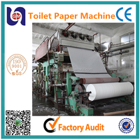 zhengzhou guangmao 1880mm hot sales toilet tissue paper manufacturing equipment,paper making machine
