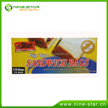 wholesale plastic wrap sandwich bags
