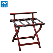 High Quality Hotel Bedroom Hot Sale Folded Luggage Rack in modern Simple Design