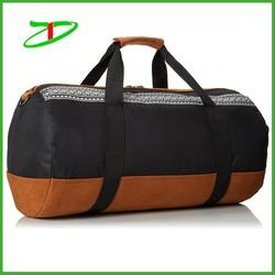 Fujian factory custom fashion mens duffle bag, wholesale expandable travel bag