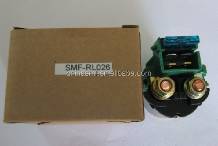Outboard DT25C 12v engine starter solenoid