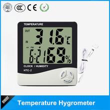 Promocional indicador de la temperatura y la humedad
