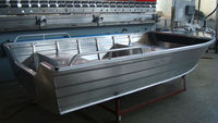 12ft Aluminum Boat with CE