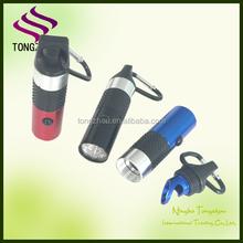 6 LED best mini flashlight Promotional Gift/Promotional Items/Promotional Products with Bottle opener