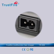 Alibaba best selling battery charger ,Trustfire TR-005 good quality promotion usb charger, most popular products china