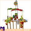 Newest baby mobile bed hanging toy baby mobile parts