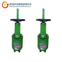 good quality ductile iron knife gate valve/ china stem gate valve/ manufacture of stem gate valve