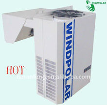 Independent monobloc condensing unit &chiller refrigerator for small cooling room with tecumseh compressor