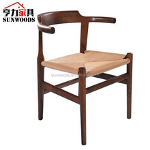 Triumph Antique Hand-made Rope Design wood Dining Chair