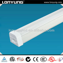 new design high performance sylvania t5 led integrated double tube for america&europe markets with ce etl saa listed