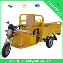 48v 1000w electric cargo motor custom tricycles