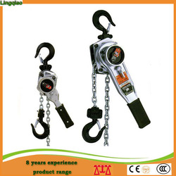 2 ton manual stainless steel chain block