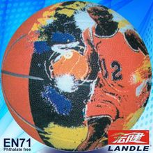 sports balls light material & heavy material photo basketball