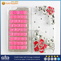Cell Phone 3D Diamond PC Case For iPhone 6 Cover