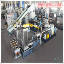 100-800 kg/r plastic recycling machine /waste recycling machine