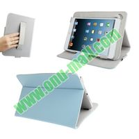 Universal flip Leather Case for 8 inch Tablet PC with Arm Band