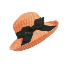 Wholesale Woman Summer Sombrero Straw Hat