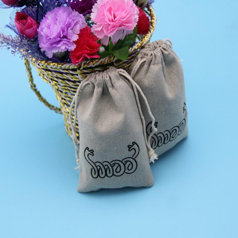 Modern hot sell basmati rice jute bags