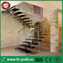 modern decorative wrought iron railings for indoor stair