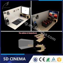 New Business Idea Funny Games 4D Home Theater