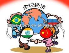Bulk cargo transport forwarder from shanghai to Novo