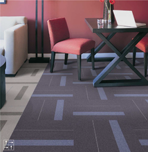 Hotel,Decorative,Commercial,Office Use Commercial Nylon Carpet Tiles