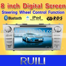 2011 hot sell TOYOTA CAMRY car screen 3D Animation UI