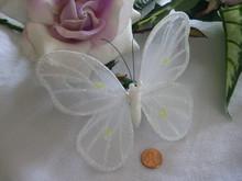 Nylon Butterflies for Wedding Decor