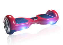 Most popular and fashion electric scooter with LED light,two wheel balance scooter self balancing,more quantity more discount
