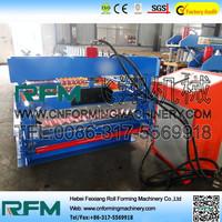 corrugated plastic roof sheet machine rolling forming machine