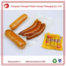 Nylon LDPE Plastic Vacuum Food Packaging Bag