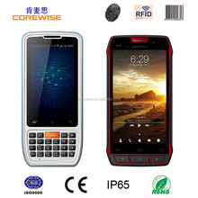 CFON610/CFON640 Industrial android 4.3 handheld smart phone bluetooth 13.56mhz nfc handheld rfid reader writer cheap price pda