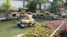 China Grey Granite Natural Stone for Garden