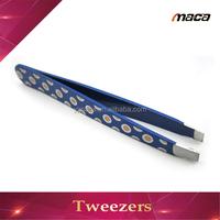 high quality eyebrow plucking tweezers