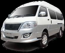 Powlion B10 15 Seats gasoline mini-bus (Semi-high Roof ,New Face)