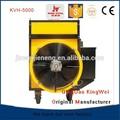 Kvh-5000 de residuos de aceite vegetal del calentador