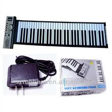 enrollar piano eléctrico