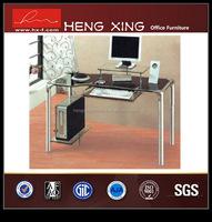 Fashional steel glass furniture office executive table