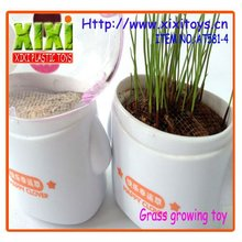 Kids educational toys animal grass toy