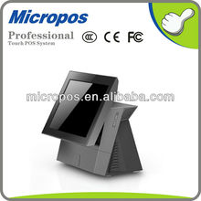 Q15-S Supermarket/ Restaurant programmable pos terminal with 15 inch touch screen