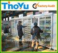 Feijão máquinas de processamento de/automática broto de soja máquina de sms: 0086-15238398301