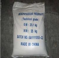 White crystals Agriculture Grade 98%min Mono ammonium phosphate