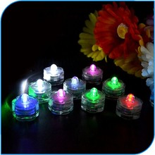 2015 Hot Selling Submersible Glowing Led Floral Lights