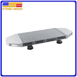 Undercover Interior LED strobe light bar aluminum heat sink