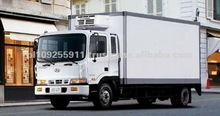 ton cargo truck.