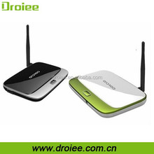 Newest Android 4.2 Smart TV Box V5 Support most external 3G USB dongle